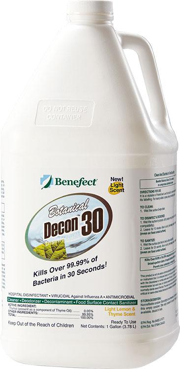 Benefect Decon 30