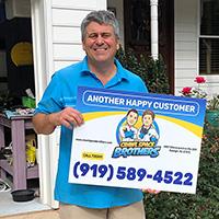 Fred Cerretti - Happy Customer