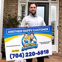 Davidson NC Happy Customer